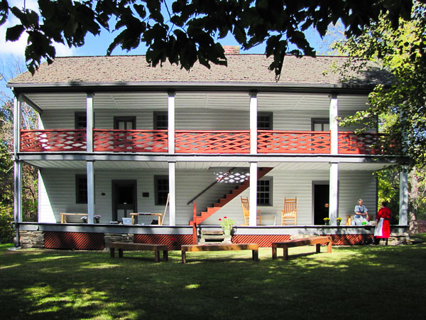Fun things to do in Brevard NC : Allison Deaver House Historic Site Brevard NC.