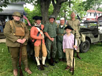 Fun things to do in Brevard NC : WNC Military History Museum.