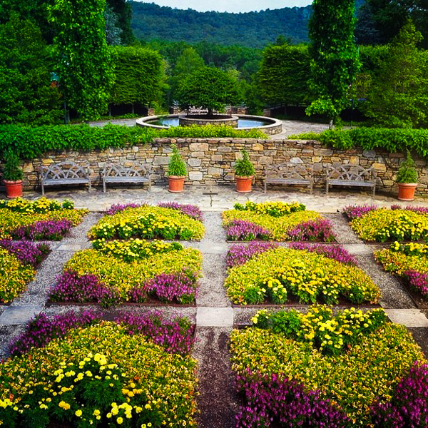 Fun things to do in Brevard NC : North Carolina Arboretum in Asheville NC.