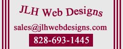 Banner Ad for JLH Web Designs