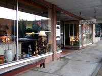 Fun things to do in Brevard NC : Brevard Antique Mall in Brevard, NC. itemprop=