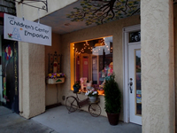 Fun things to do in Brevard NC : The Children's Center Emporium in Brevard, NC. itemprop=
